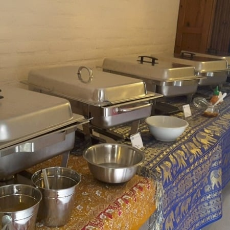 Thaise catering
